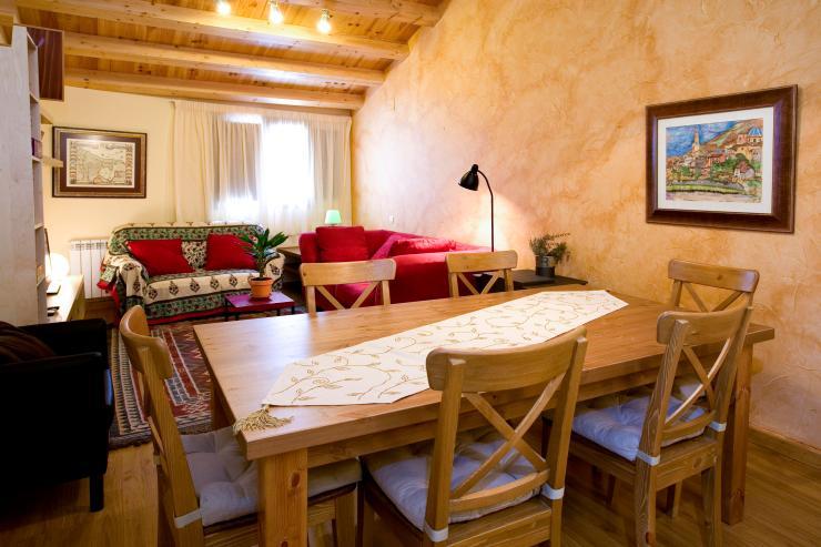Casa completa o casa Buhardilla